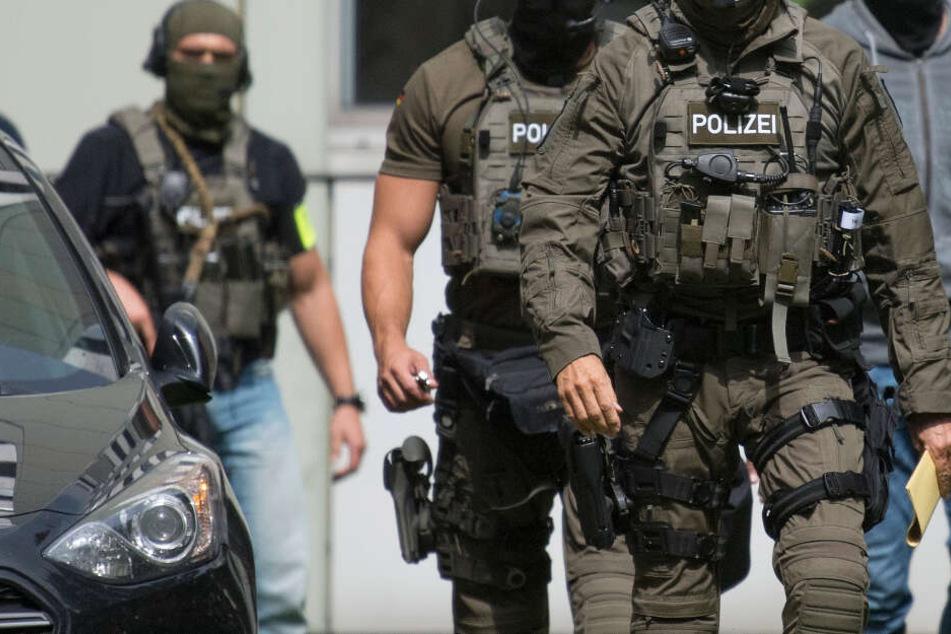 Der Staatsschutzsenat am Oberlandesgericht Frankfurt hat vorerst elf Verhandlungstage terminiert (Symbolbild).