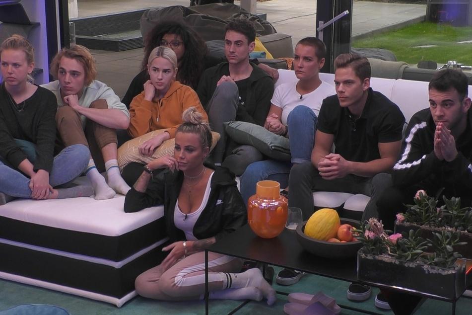 "Heftige Reaktionen im ""Big Brother""-Container nach Corona-Hinweis"