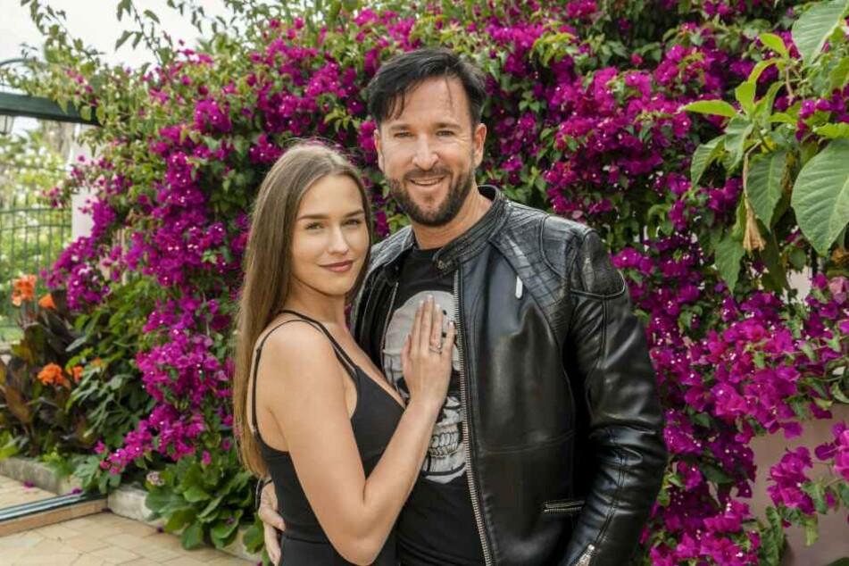 """Haben Michael Wendler (47) und seine Laura (18) Sex im """"Sommerhaus der Stars""""?"""
