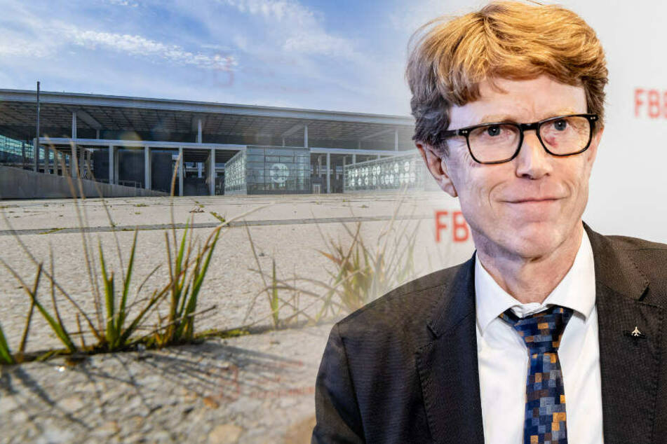 Platzt die Eröffnung des Flughafens erneut? Kritik für Flughafenchef Lüdke Daldrup.
