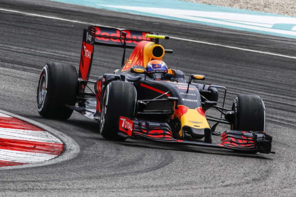 Daniel Ricciardo gewann den Großen Preis von Malaysia-