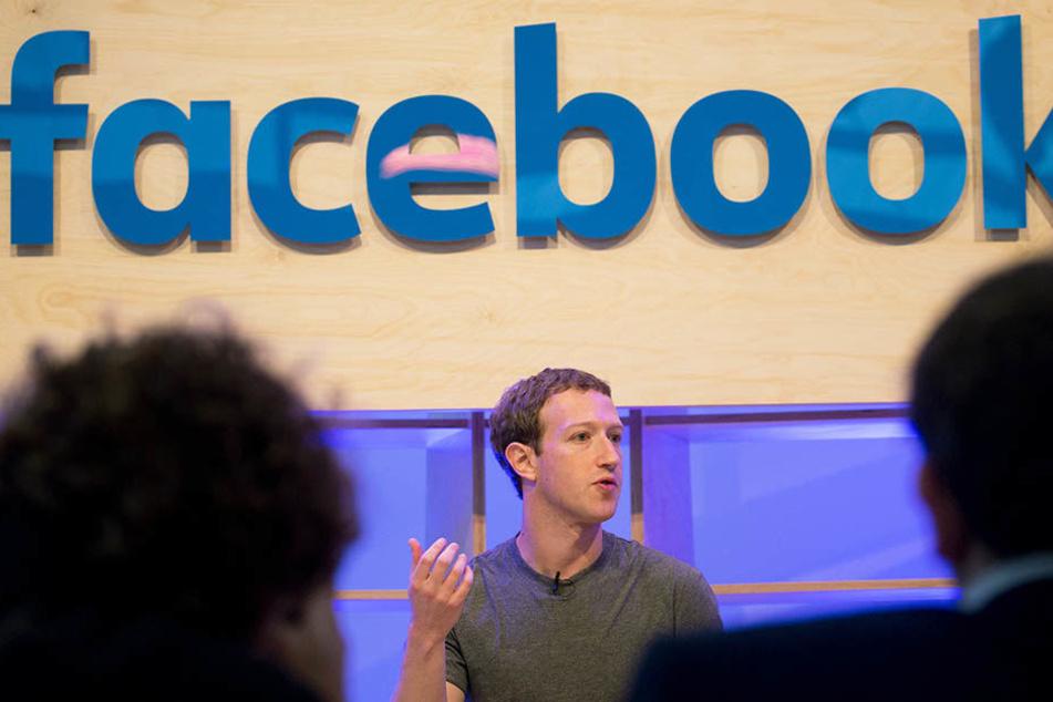 Mark Zuckerberg musste sich in den letzten Tagen häufiger erklären.