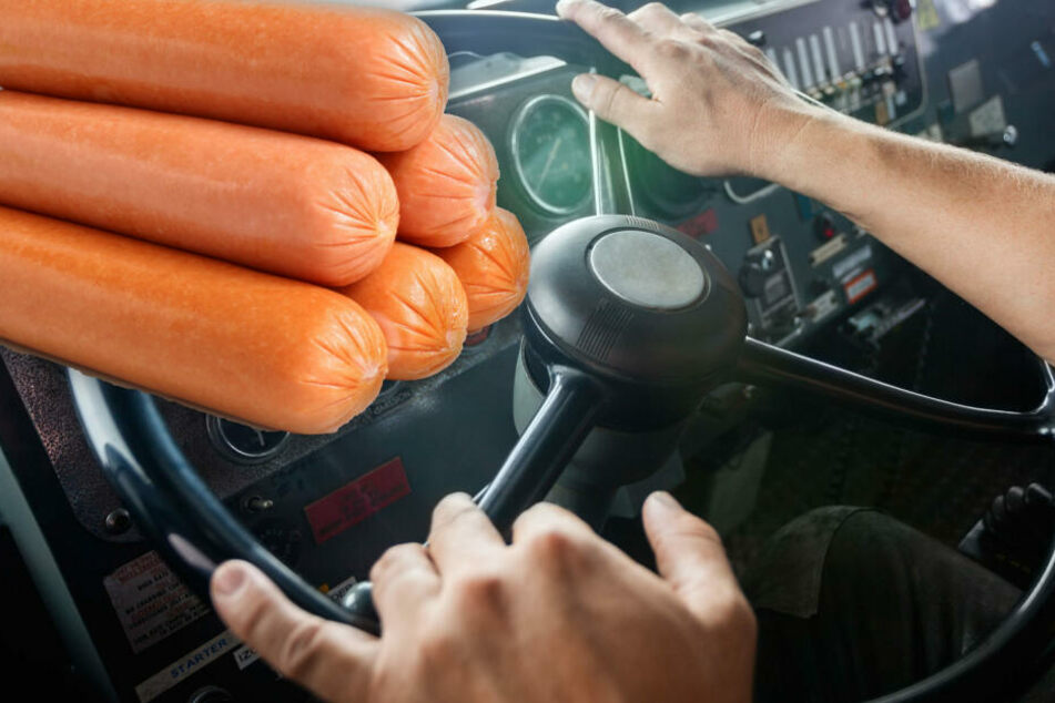 Brummi-Fahrer hat auf der A3 Bock auf Wurst und begeht lebensgefährlichen Fehler