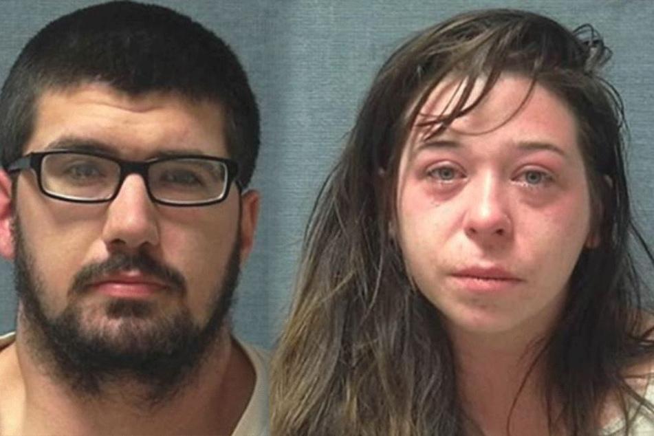 Ashley C. (22) und Jacoby S. (23) trieben es wild.