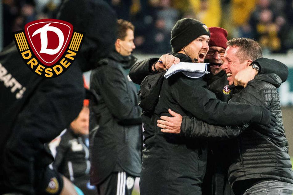 """Dynamo-Coach Kauczinski warnt: """"Was wir gegen KSC gemacht haben, wird nicht reichen""""!"""