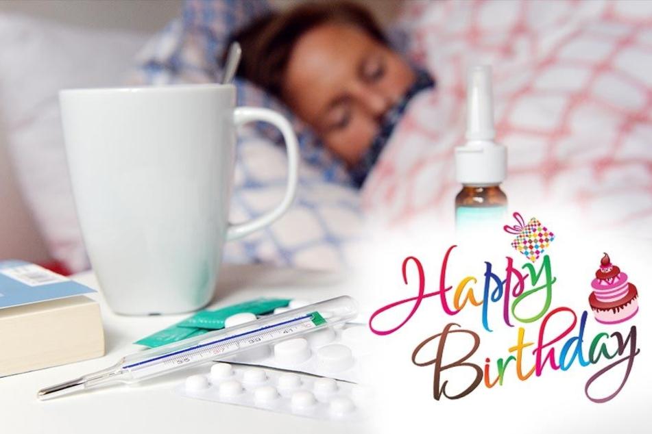 Zweimal Happy Birthday beim Händewaschen singen, kann vor Grippe schützen.