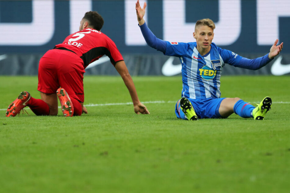 Im Spiel gegen den SC Freiburg wurde Dardai nach einem klasse Solo ein fälliger Elfmeter verweigert.