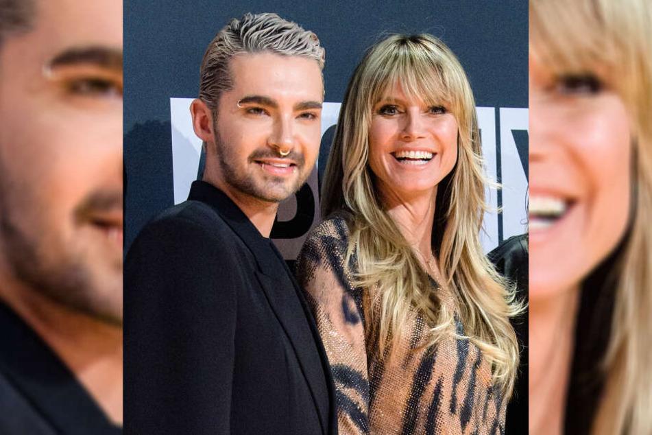 Bill Kaulitz und Heidi Klum sieht man bald öfter zusammen.