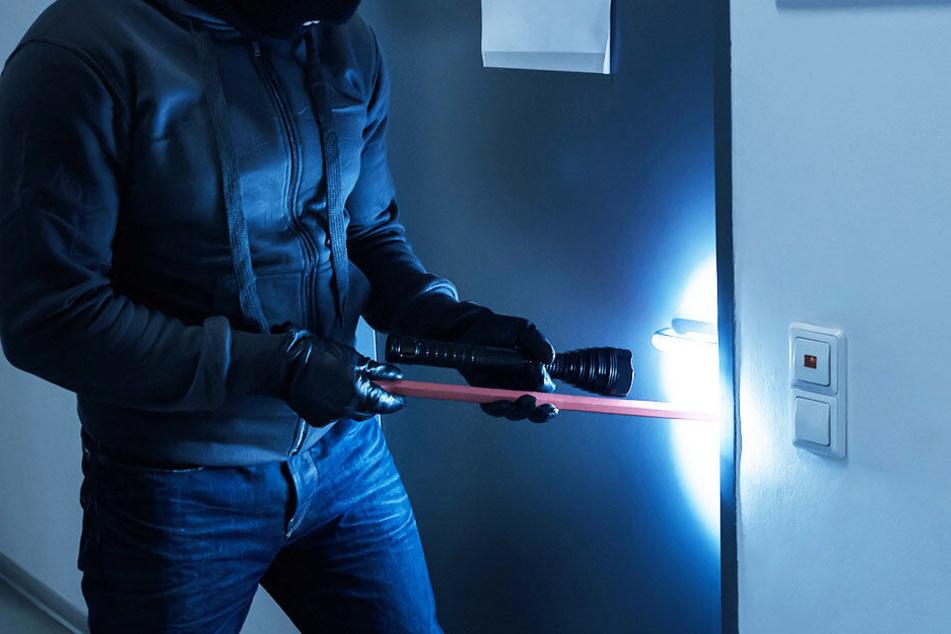 Die Kriminalpolizei ermittelt gegen einen 25-Jährigen. Er soll in eine Wohnung im Dresdner Stadtteil Loschwitz eingebrochen sein. (Symbolbild)