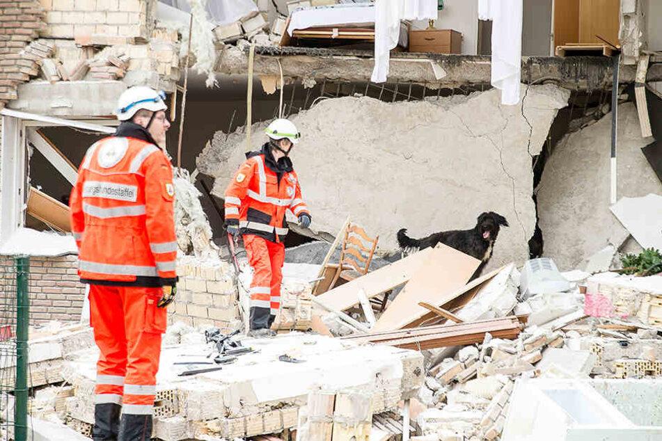 Explosion in Verler Hotel: Besitzer schwer verletzt