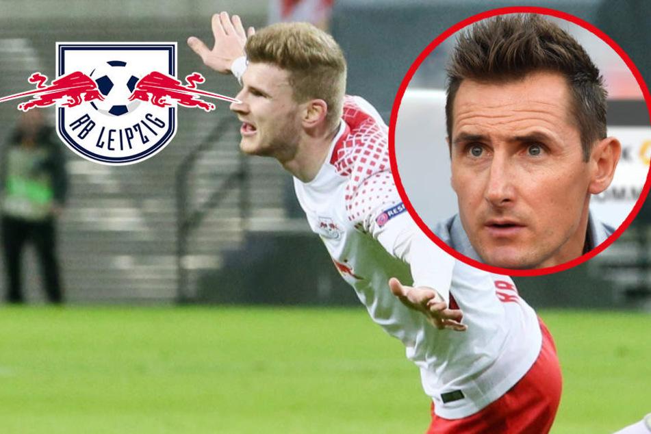 """Ex-Nationalstürmer Klose über RB Leipzigs Werner: """"Es fehlt noch etwas bei ihm"""""""