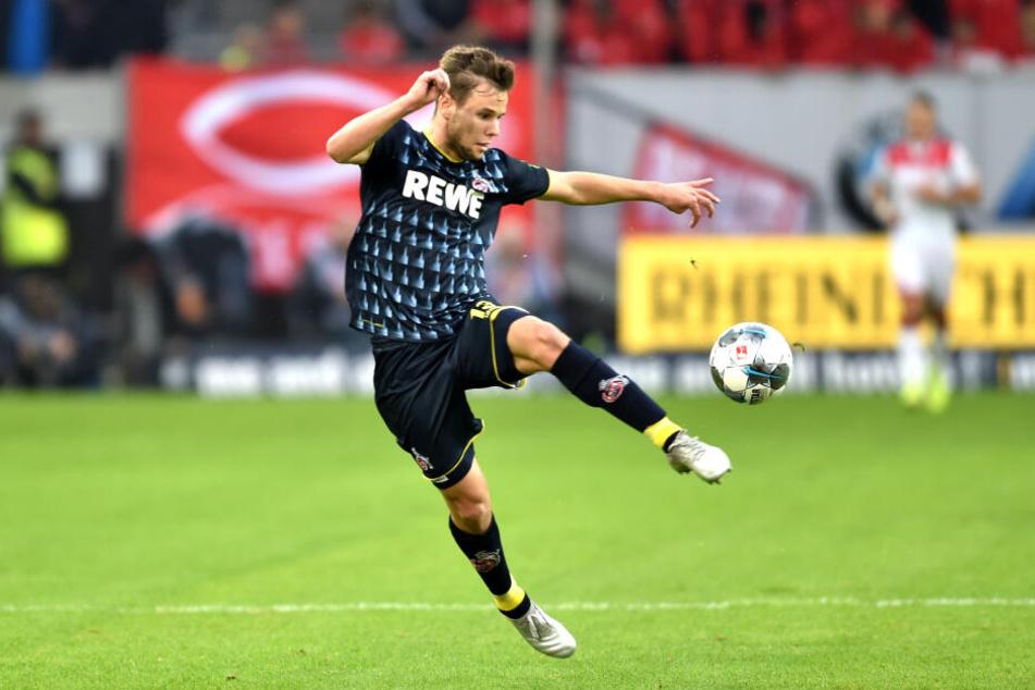 Louis Schaub (25) darf den 1. FC Köln verlassen. Geht er zum HSV?