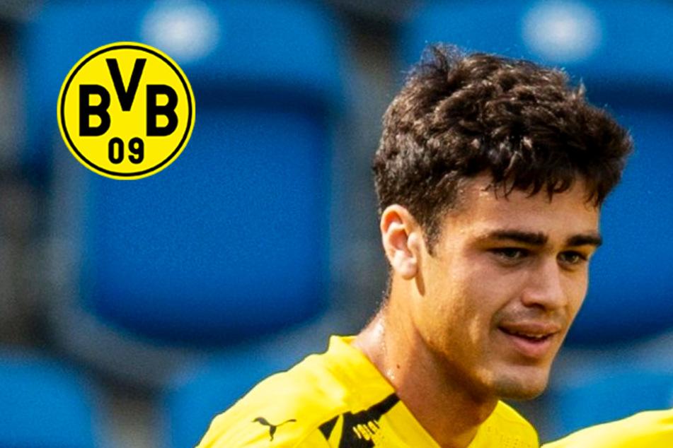 BVB-Youngster Giovanni Reyna begeistert bei 11:2-Kantersieg und lässt Dortmund träumen!