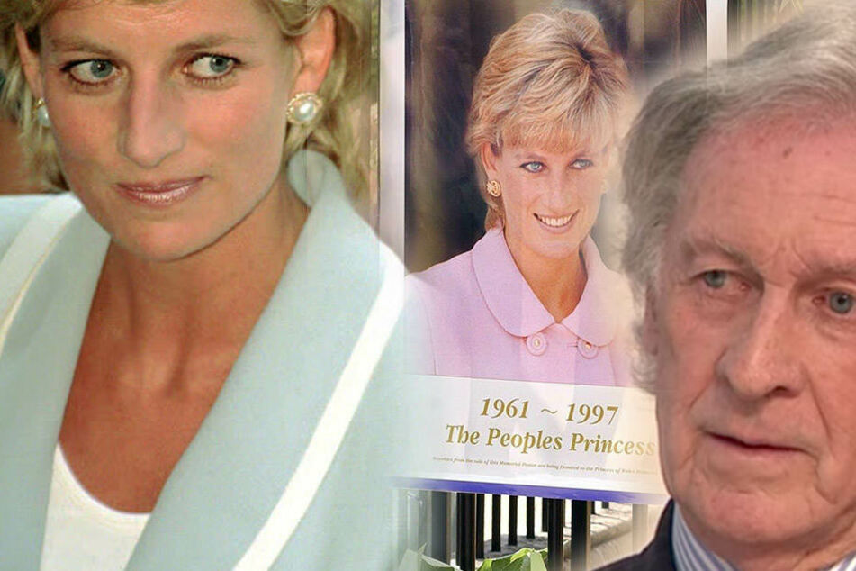 Prinzessin Diana! Jetzt bricht ihr Chauffeur sein Schweigen
