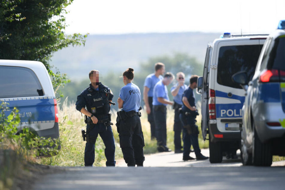 Die Polizei fand die Leiche von Susanna im Bereich der Bahngleise bei Wiesbaden-Erbenheim.