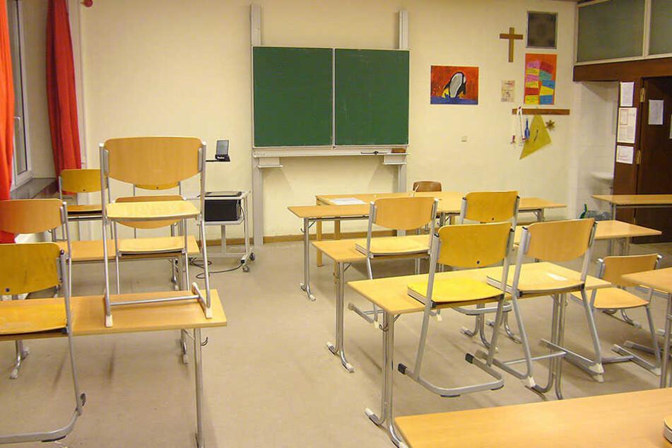 Am Donnerstag blieben die Klassenzimmer nach einem Einbruch in einer Schule in Mönchen Gladbach leer.