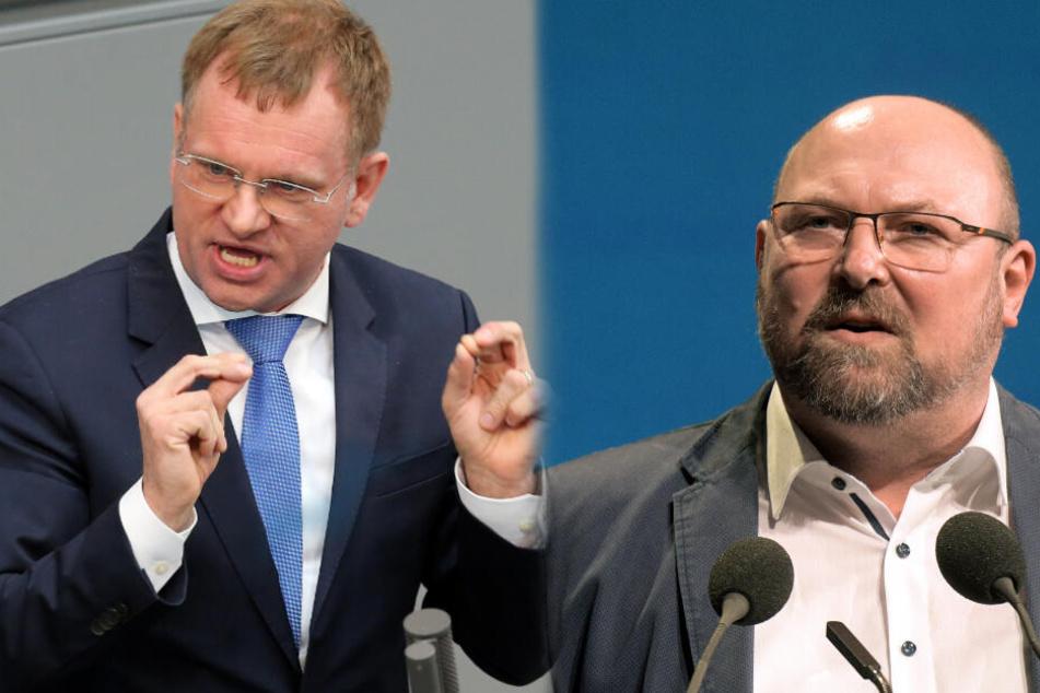 Schlammschlacht bei der AfD! Wird der Vorstand abgewählt?