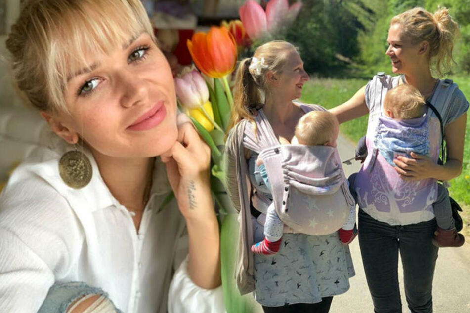 Nerd und Tussi: Rührende Liebeserklärung von Model Sara Kulka