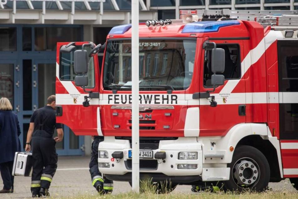 Die Feuerwehr eilte zum Einsatzort und brachte den Brand unter Kontrolle. (Symbolbild)