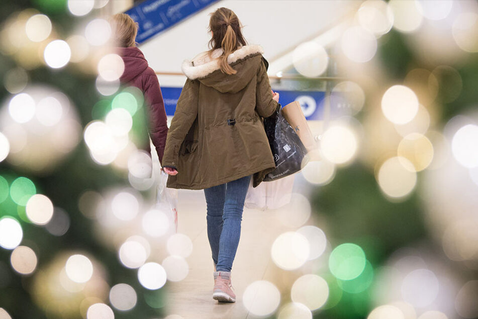 Ihr braucht noch Geschenke? Viele Geschäfte haben Heiligabend bis 14 Uhr geöffnet.