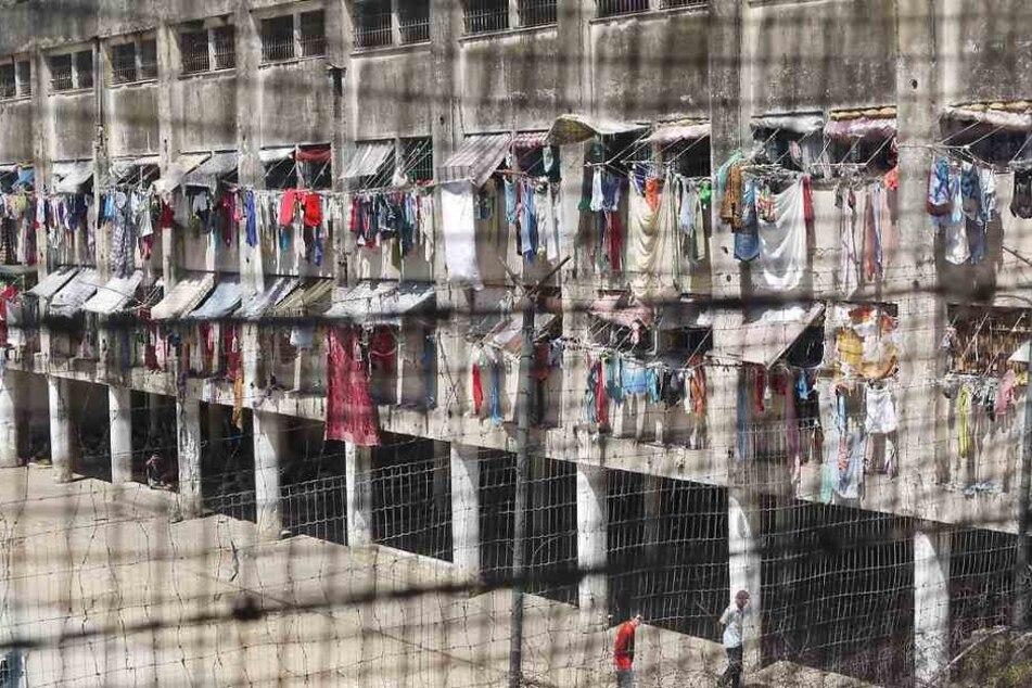 In einem brasilianischen Gefängnis in Boa Vista sind einem Medienbericht zufolge 25 Häftlinge getötet worden (Archivbild).
