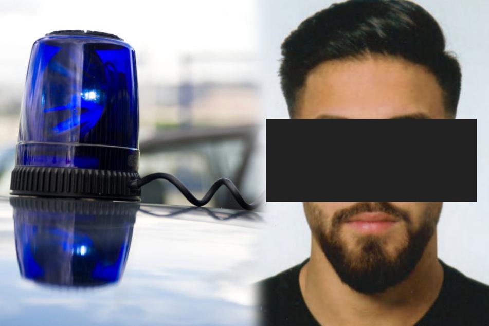 Der Tatverdächtige Mohamed E. hat sich der Polizei gestellt.