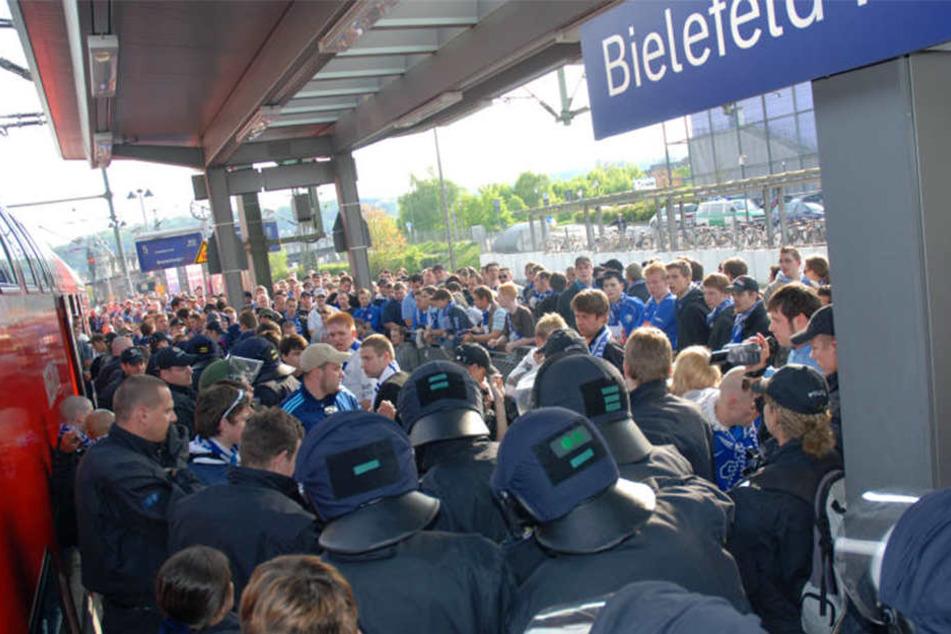 Die Bundespolizei wird überwachen, ob die Verbote eingehalten werden und notfalls Strafen verhängen.