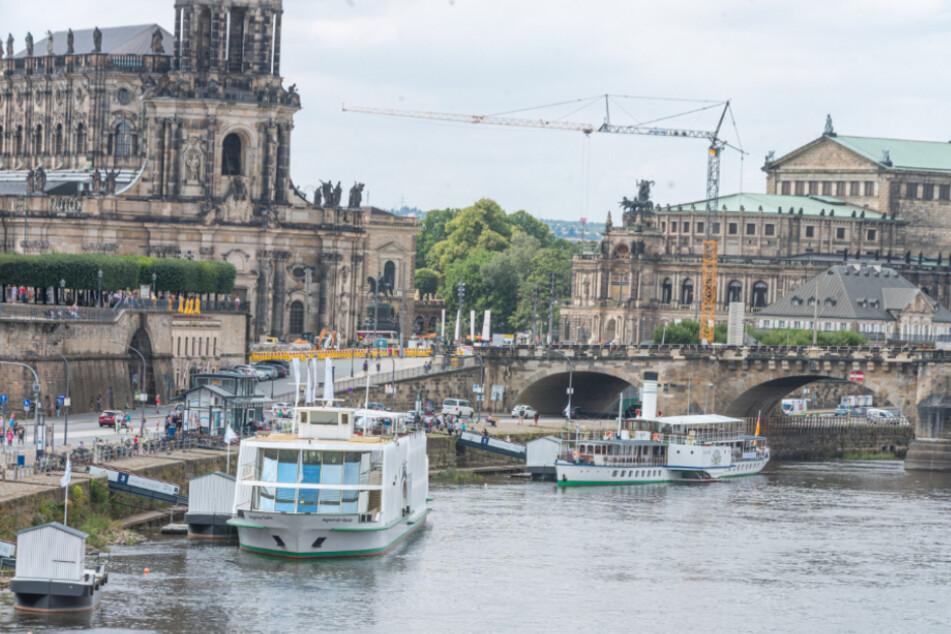 Auf Dresden kommt jetzt wieder einiges zu.