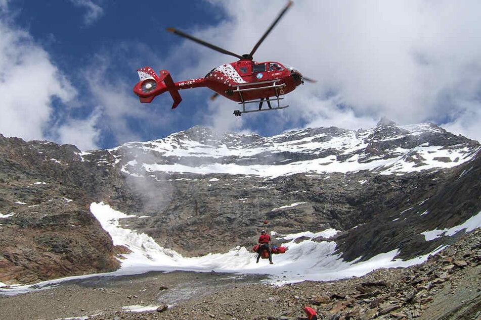 Zwei Personen nach Felssturz im Kanton Uri vermisst