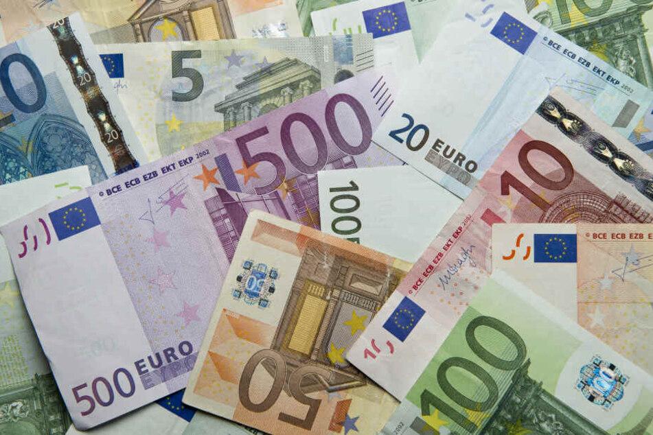 In diesem Jahr sind bereits fünf Schleswig-Holsteiner zu Millionären geworden. (Symbolbild.)
