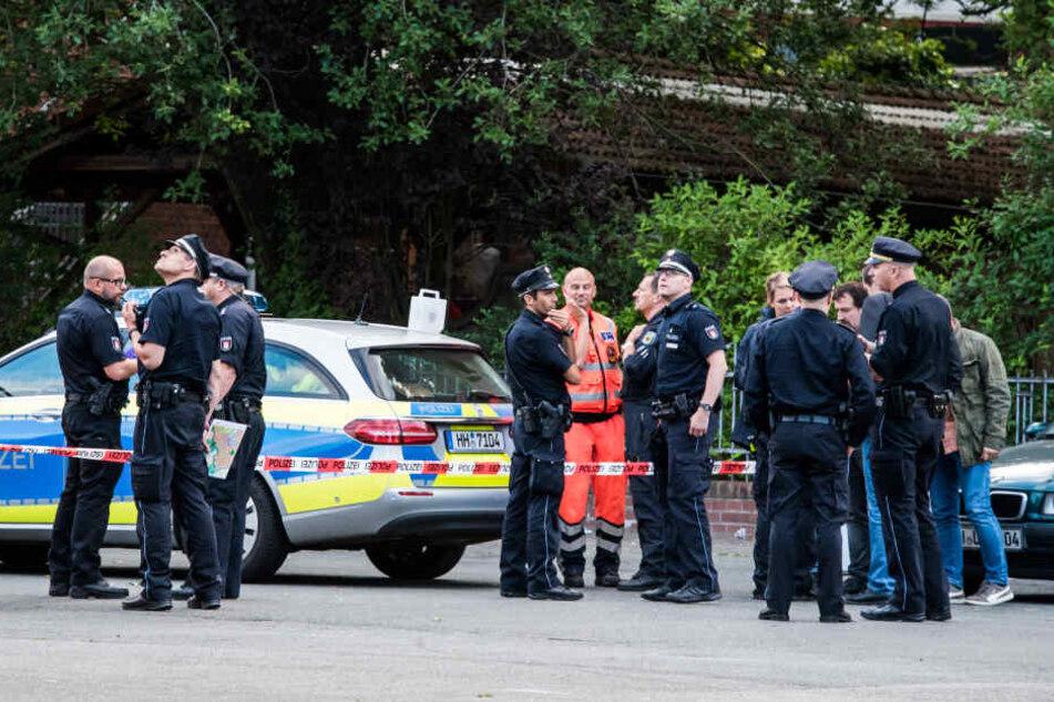 Mann auf Hamburger Marktplatz erschossen: Das sagt der Schütze