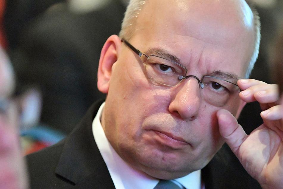 Nach Meinung der Staatsanwaltschaft hat Rainer Wendt (60) nicht pflichtwidrig gehandelt.