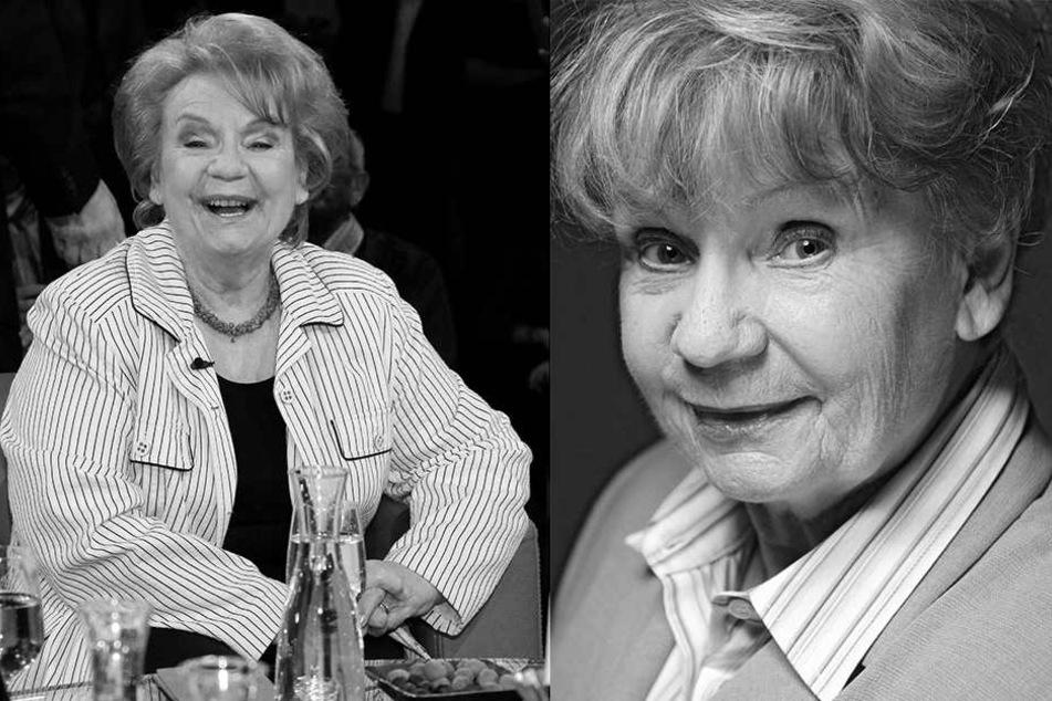 Ingeborg Krabbe ist im Alter von 85 Jahren an einem Krebsleiden verstorben.