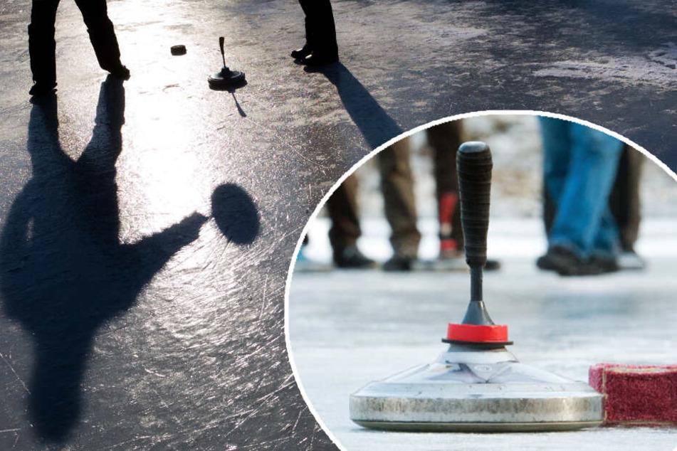 Juchhe, hier geht's auch ohne Schnee: 5 Mal Eisstockschießen in München