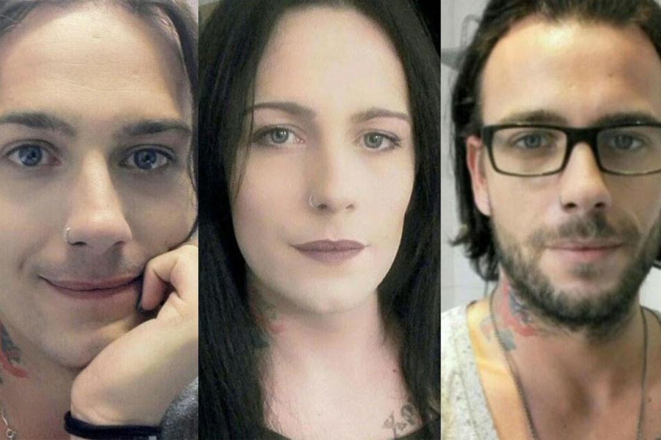 Mit diesen Fotos sucht die Polizei nach der Transfrau Daniel C.