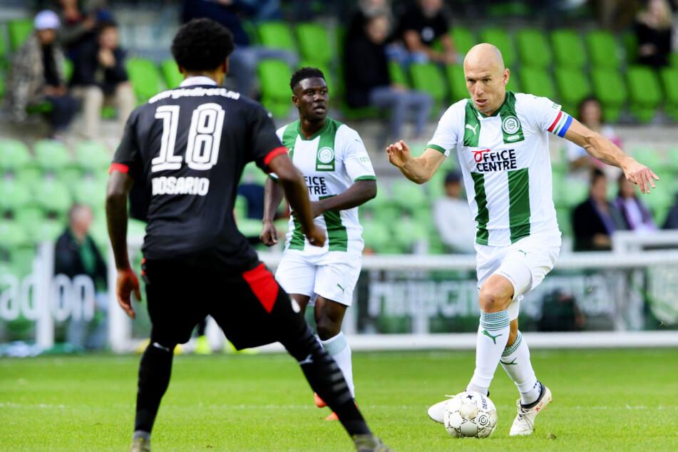 """Arjen Robben über Kampf um Comeback: """"Es läuft nicht gut, es ist einfach enttäuschend""""!"""