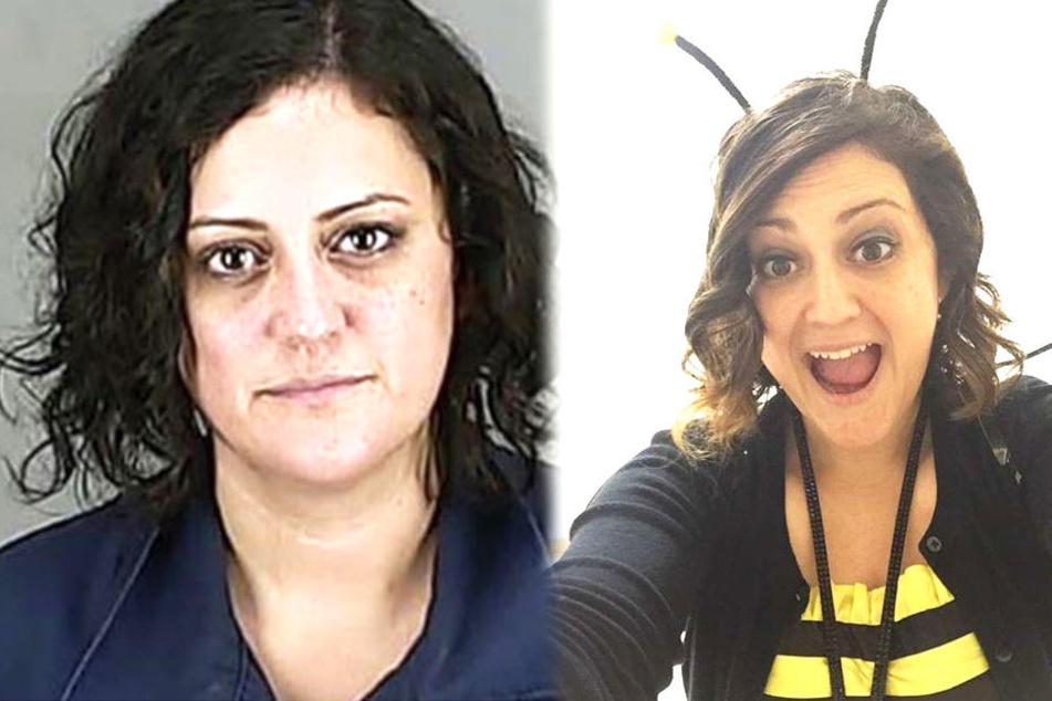 Geschlechtsverkehr mit einem Schüler wurde einer Lehrerin zum Verhängnis. Laura Bucy (32) kam nur dank einer Zahlung von 50.000 US-Dollar frei.