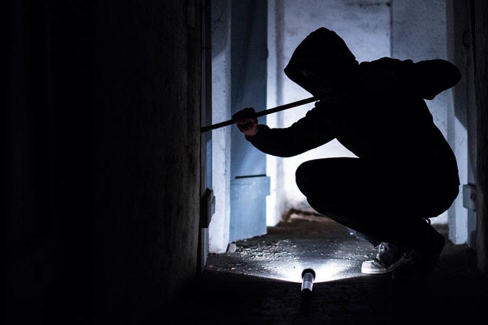 Ein Kellereinbrecher wurde von Hausbewohnern bemerkt und eingesperrt.