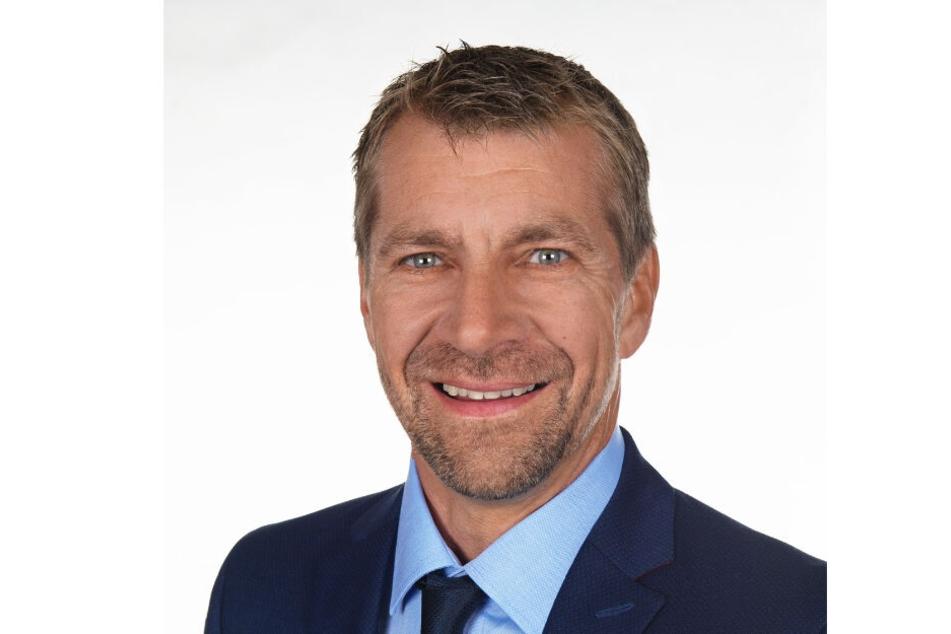 Andreas Kohlberger ist OB-Kandidat in Rosenheim für die AfD.