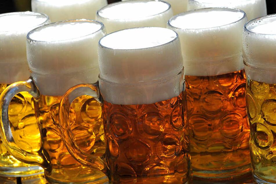 Umweltschützer gehen davon aus, dass die Braugerste die Hauptquelle für das Glyphosat im Bier ist.