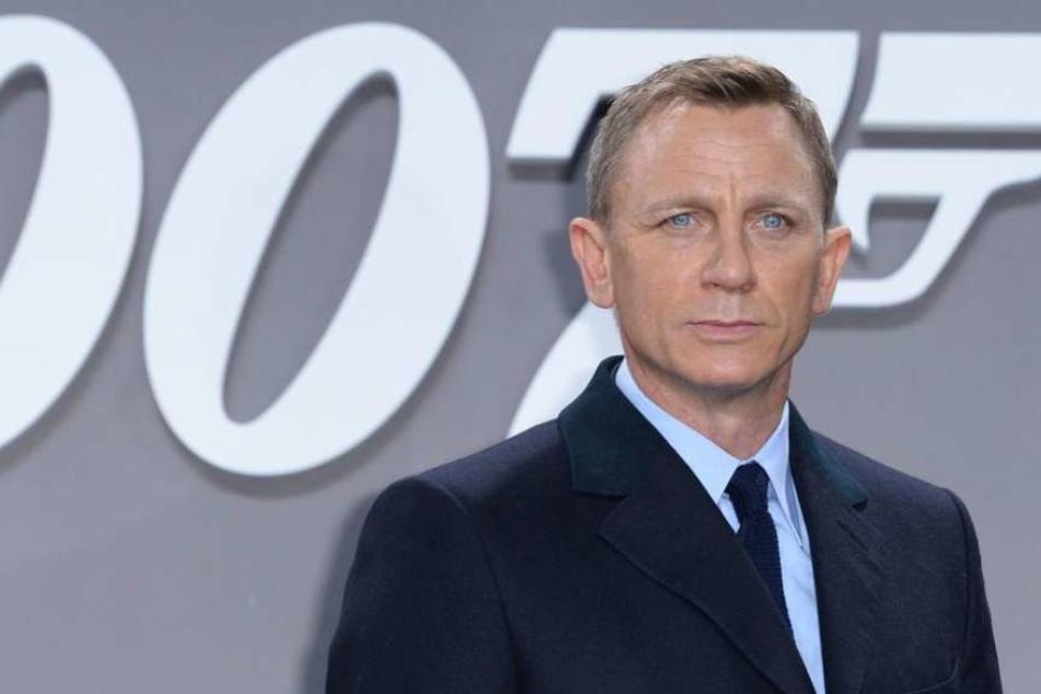 Da schaut auch Ex-Bond Daniel Craig nicht schlecht. Ein Gericht verweigerte einem Mann, sich wie Agent 007 zu nennen.