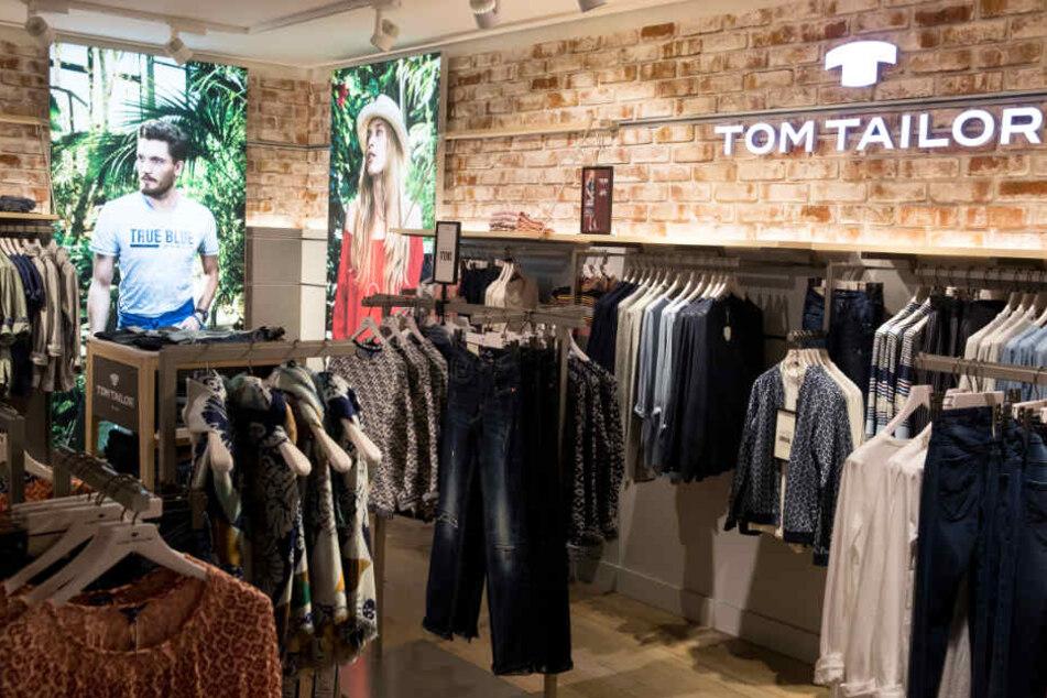 Tom Tailor gerettet? Chinesen helfen Modekette mit