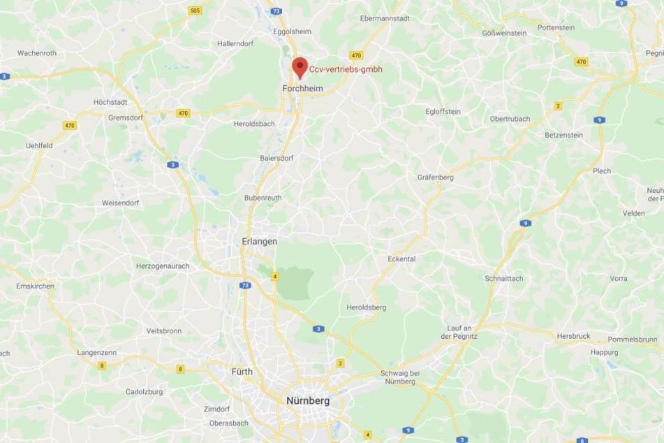 Die CCV-Vertriebs GmbH hat ihren Sitz in Forchheim in Bayern.