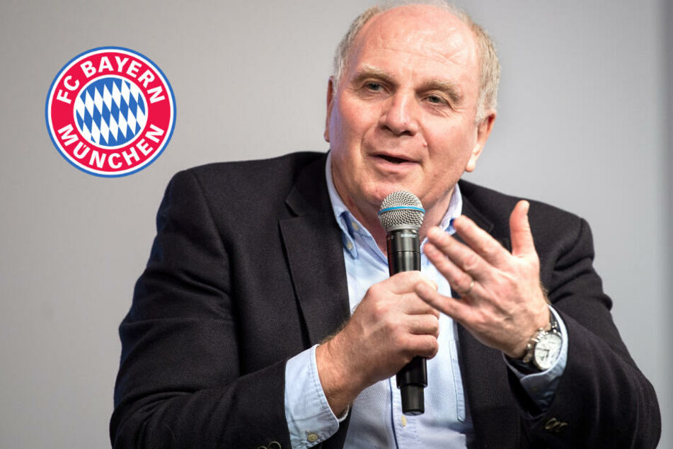 """Bayern-Boss Hoeneß legt los: """"Beim DFB sollten sie Kerzen aufstellen!"""""""