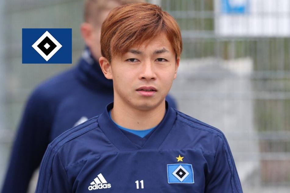 Ito-Transfer fix! HSV-Kicker wechselt nach Belgien