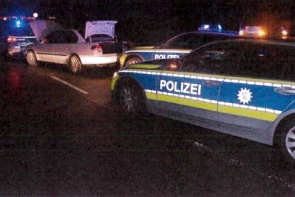 Mit Alkohol im Blut machte sich ein 28-Jähriger lieber aus dem Staub, als sich von der Polizei kontrollieren zu lassen.