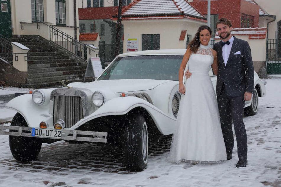 Ja, ich will! Neuer Hochzeitsrekord in Dresden
