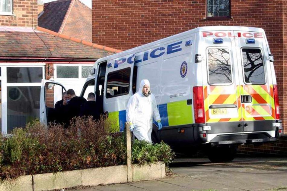 Die Polizei hat die Mutter und den Großonkel des Jungen festgenommen (Symbolfoto).