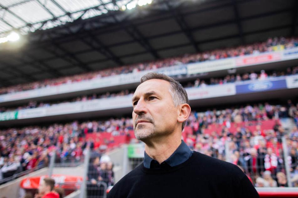 Achim Beierlorzer (51) wird neuer Trainer des 1. FC Köln.