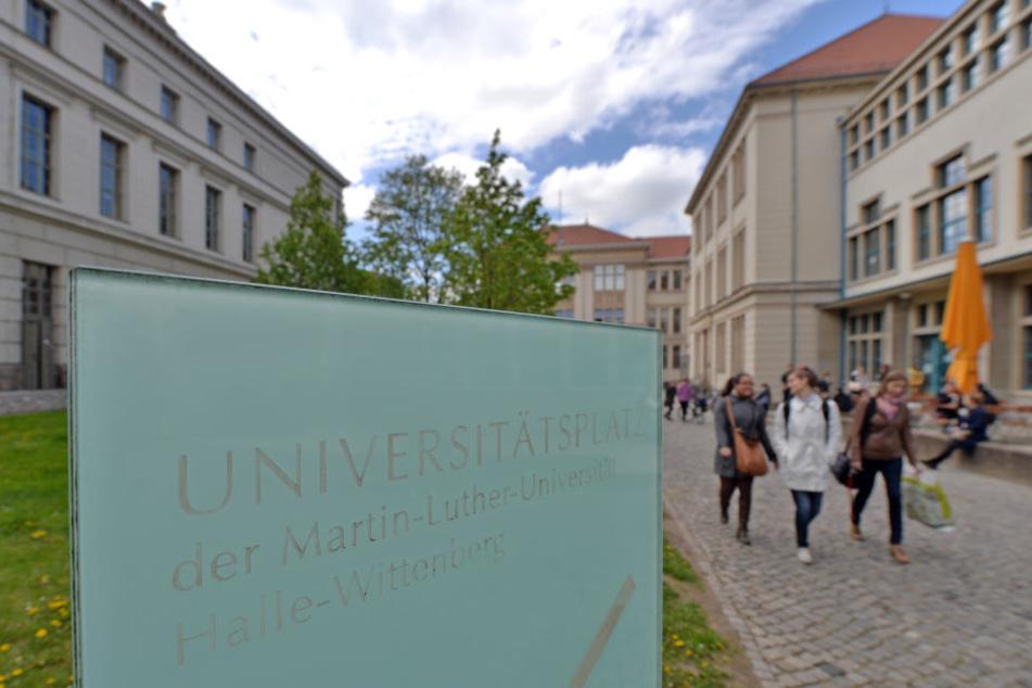 Der Sprachtest für ausländische Ärzte wird an der Martin-Luther-Universität Halle-Wittenberg durchgeführt. (Archivbild)